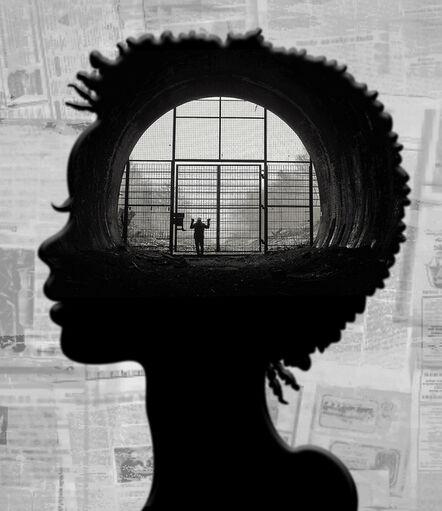 Jack Savage, 'Braintunnels', 2020