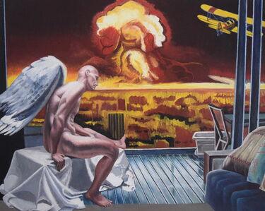 Miguel Colón, 'Escape Plan', 2020