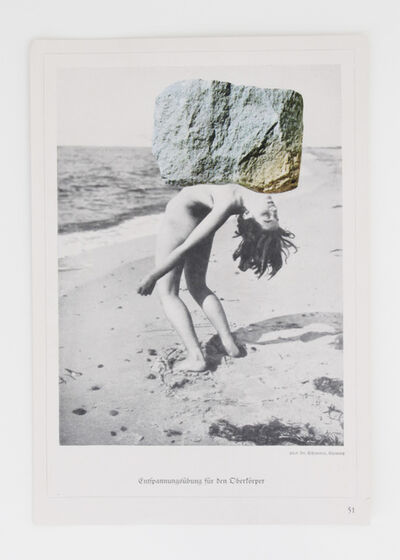 Nino Cais, 'Untitled, from the Women and rocks Series', 2014