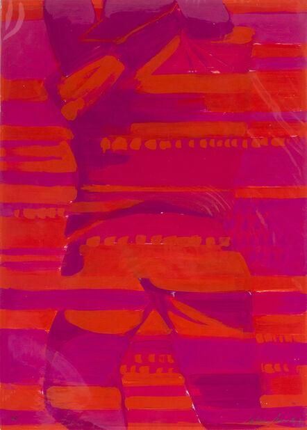 Titina Maselli, 'Athlete', 1981