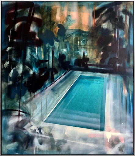 Anthony Garratt, 'Shallow End', 2021