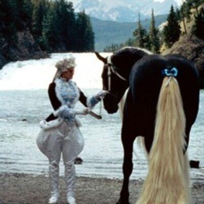 Rose English, 'Princess - The Bride of the Idea', 1994