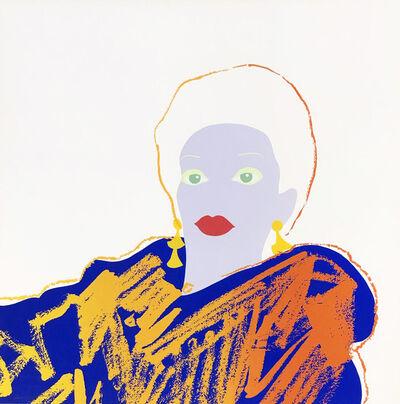 Andy Warhol, 'Ads: Blackglama (Judy Garland) II.351', 1985