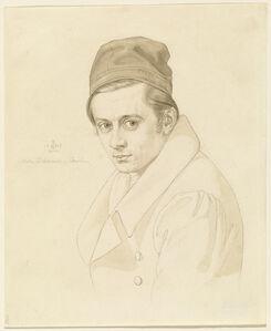Carl Oesterley, 'Adolf Zimmermann', 1828