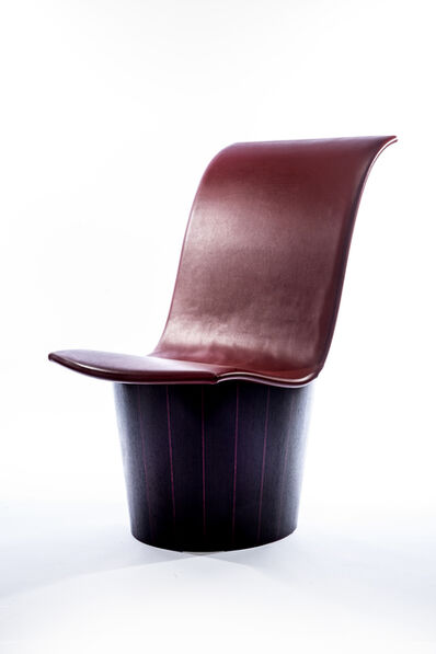 Michael Hurwitz, 'Tapered Oval Chair', 2019