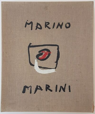 Marino Marini, 'A (partial) Suite of Sixty-three Re-creations of Drawings and Sketches in Many Mediums in Original Case ', 1968