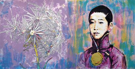 Hung Liu 刘虹, 'Scattered Seed I', 2015
