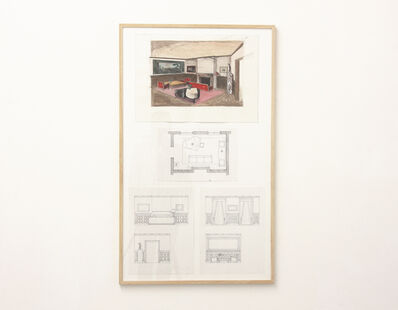 Lucy McKenzie, 'Project for a Nazi Living Room', 2012