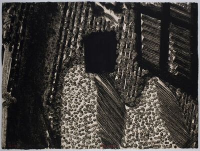 Howard Hodgkin, 'After Lunch', 1980