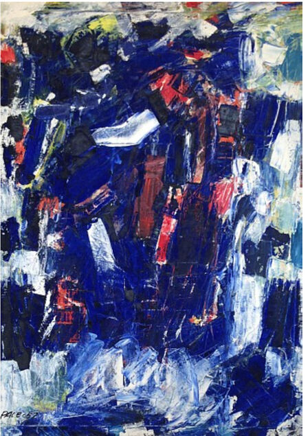 Stephen Pace, 'Untitled (57-07)', 1957