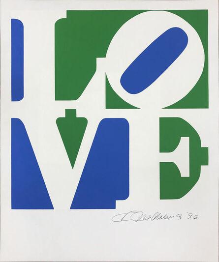 Robert Indiana, 'The Book of Love 8', 1996