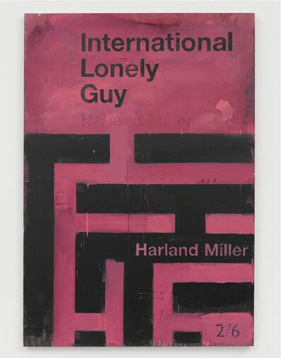 Harland Miller, 'International Lonely Guy', 2012