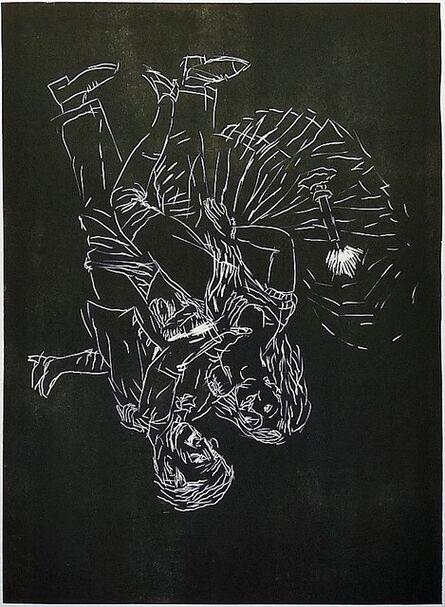 Georg Baselitz, 'La Nuit mit Marie', 2002