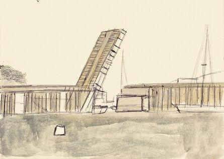 Lance Rivers, 'Marin County Drawbridge', 2013