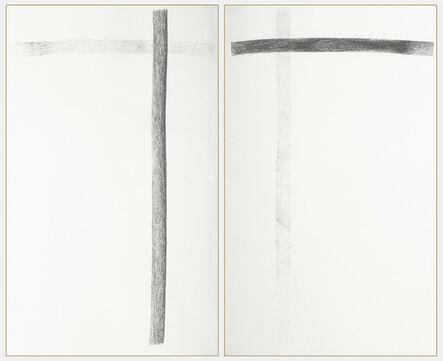 Francisco Ugarte, 'Sin título (Calca, cruces) 10', 2016