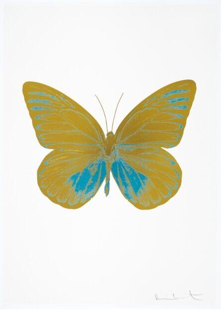 Damien Hirst, 'The Souls I - Oriental Gold - Topaz', 2010