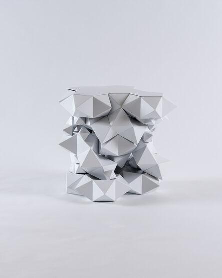 Aranda\Lasch, 'Side Table (White) | Primitives Series', 2014