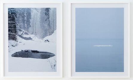 Florian Graf, 'Pond and Floe', 2015