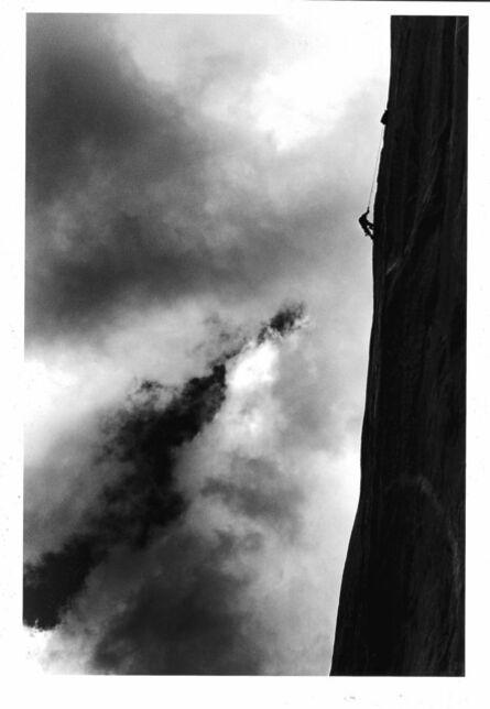 Glen Denny, 'RAPPEL ON NEW DAWN, EL CAPITAN', ca. 1960
