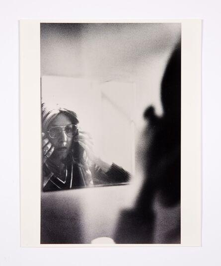 Lynn Hershman Leeson, 'Roberta at Mirror (Lynn Hershman)', 1974
