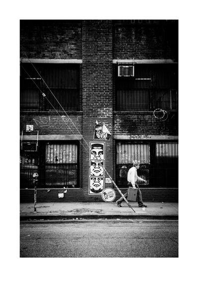 Jon Furlong, 'Stacked Walker', 2015