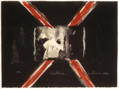 Emma Amos, 'Captured', 1993