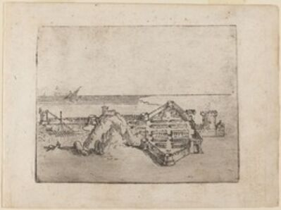 """Giovanni Battista Bracelli, 'From """"Bizzarie di varie Figure""""', 1624"""
