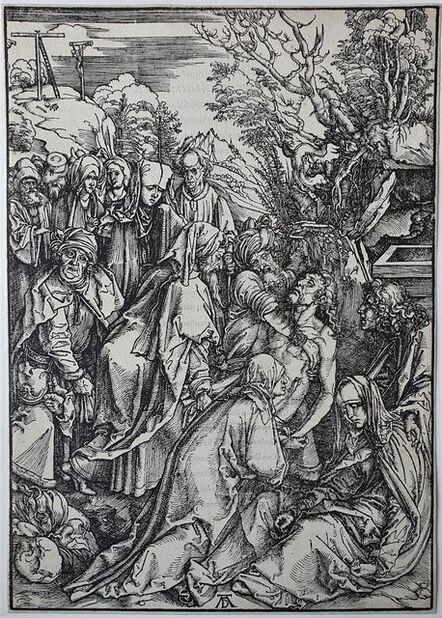 Albrecht Dürer, 'The Entombment', 1497-1500