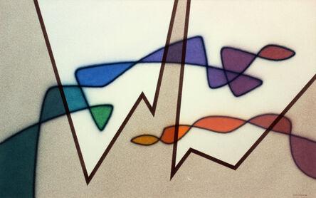 Raymond Jonson, 'Watercolor No. 3', 1948
