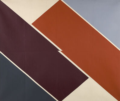 Larry Zox, 'Untitled', 1967