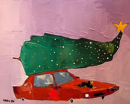 Trevor Mikula, 'Mama Done Take the Firebird to get the Tree', 2018