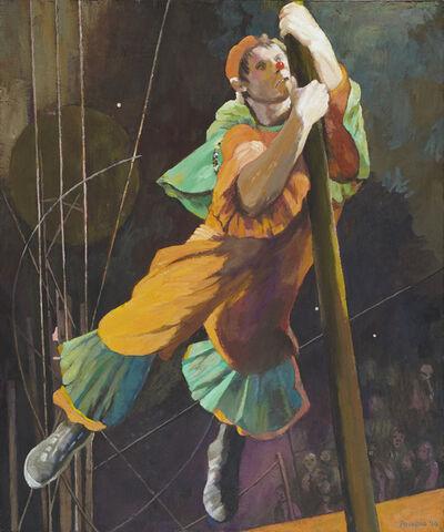 Anne Lyman Powers, 'Acrobat', 2014