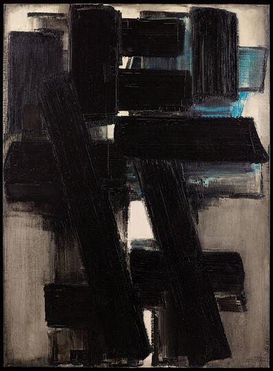 Pierre Soulages, 'Peinture , 25 février 1955 ', 1955