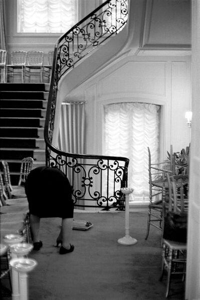 Jerry Schatzberg, 'Behind The Scenes,  Paris', 1962