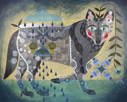 Bunnie Reiss, 'Mexican Grey Wolf', 2019