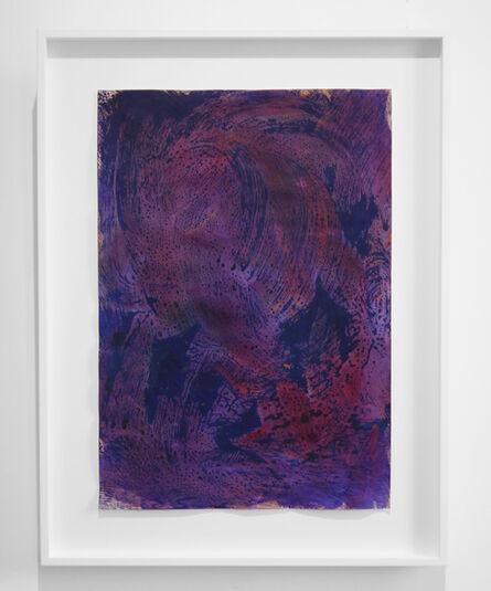 Gotthard Graubner, 'Ohne Titel', 1990