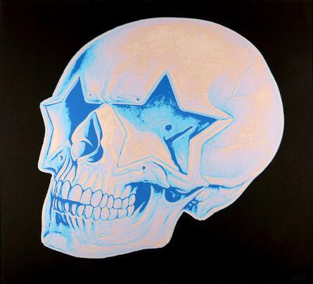 Ron English, 'Star Skull (Screenprint Series Number 18)', 2011