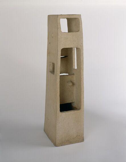 Isamu Noguchi, 'Lonely Tower, Wabishii To', 1952