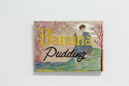 Nicolas Moufarrege, 'Banana Pudding', ca. 1982