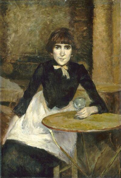 Henri de Toulouse-Lautrec, 'À la Bastille (Jeanne Wenz)', 1888