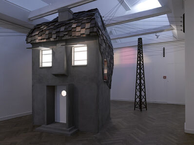 Randi & Katrine, 'The House in Your Head, At Gl Strand', 2008