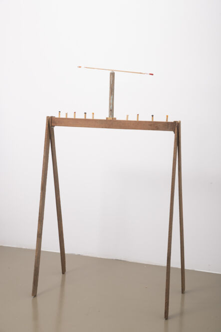 B. Wurtz, 'Untitled (Autobiographical sculpture)', 1972