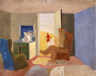 Louis Kahn, 'In The Cabin Indian Harbor', 1938