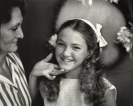 "Sally Mann, 'Untitled from the ""At Twelve"" Series, Little Miss Rockbridge Gets Braces', 1983-1985"