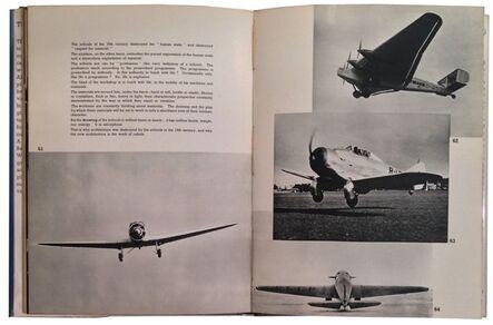 Lecorbusier Attr., 'Aircraft', 1935