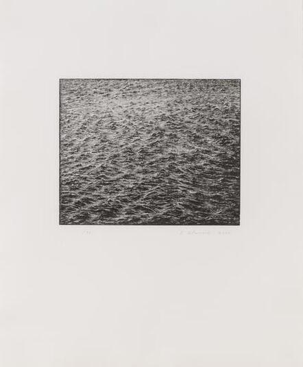 Vija Celmins, 'Ocean Surface', 2000