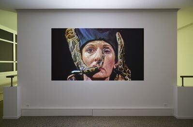 Marina Abramović, 'Dragon Heads 3', 1990