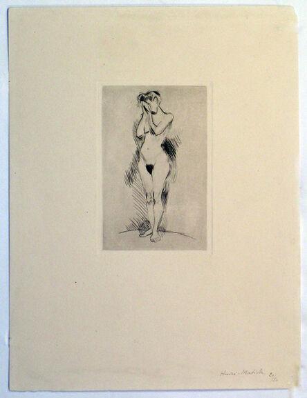 Henri Matisse, 'La Pleureuse', 1900/1903