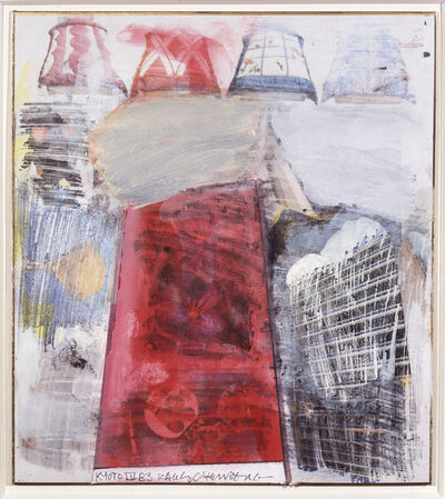 Robert Rauschenberg, 'Kyoto IV', 1983