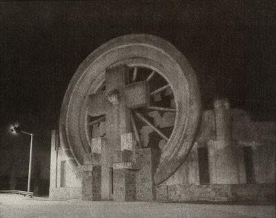 Esteban Pastorino, 'Cementerio de Saladungaray', 2000